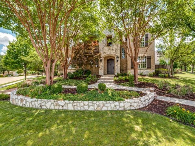 801 Lake Creek Drive, Mckinney, TX 75070 (MLS #13847693) :: Coldwell Banker Residential Brokerage