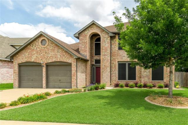1603 Caplin Drive, Arlington, TX 76018 (MLS #13847738) :: Century 21 Judge Fite Company