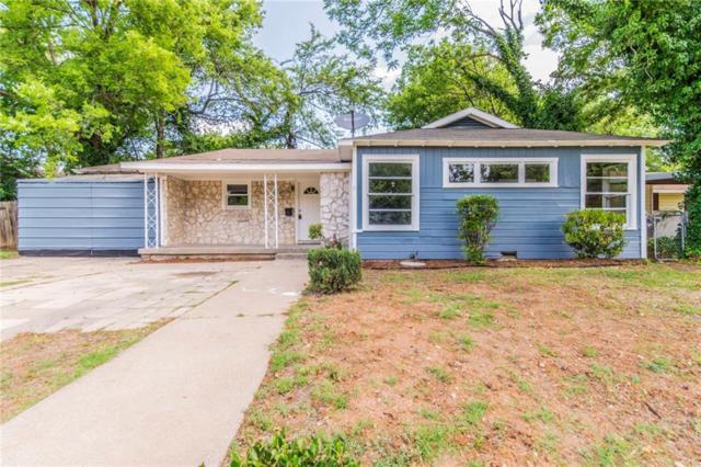 6705 Greenlee Street, Fort Worth, TX 76112 (MLS #13847750) :: The Rhodes Team