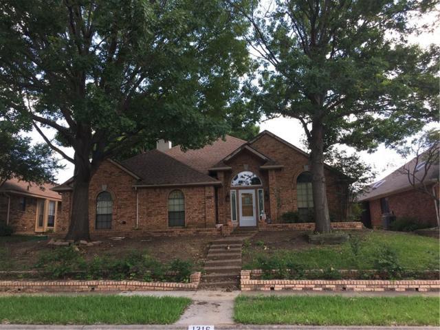 1316 Royal Palm Lane, Carrollton, TX 75007 (MLS #13847775) :: Hargrove Realty Group