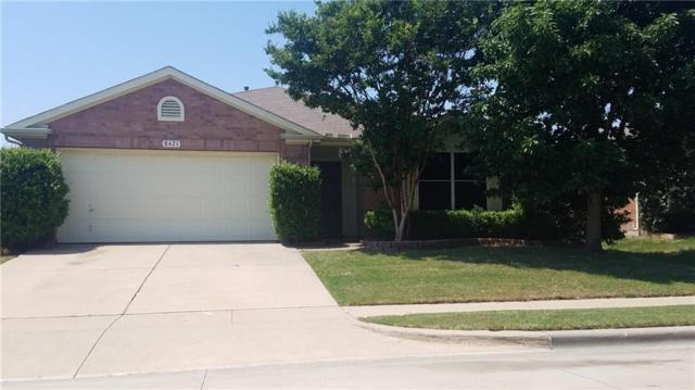 8421 Ranch Hand Trail, Fort Worth, TX 76131 (MLS #13847778) :: Baldree Home Team