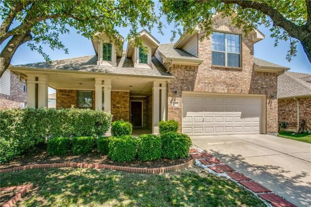 2745 Sunlight Drive, Little Elm, TX 75068 (MLS #13847795) :: Team Tiller
