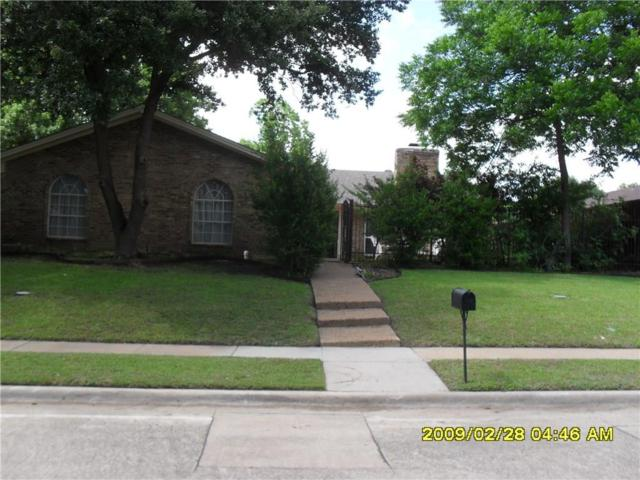 2801 Downing Drive, Plano, TX 75023 (MLS #13847812) :: The Rhodes Team