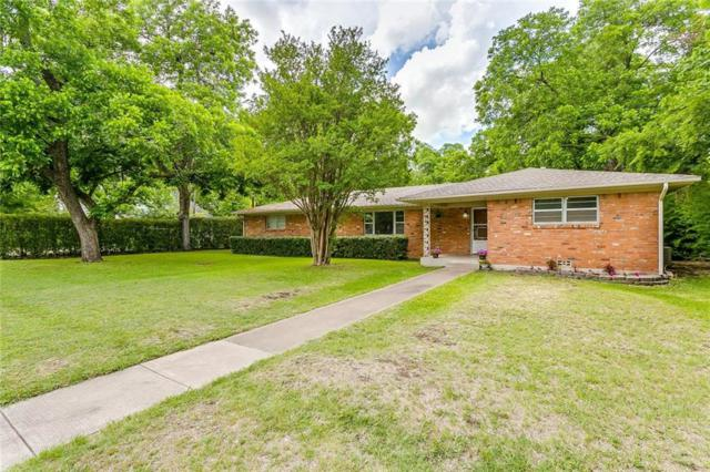 212 Williams Avenue, Cleburne, TX 76033 (MLS #13847844) :: Fort Worth Property Group