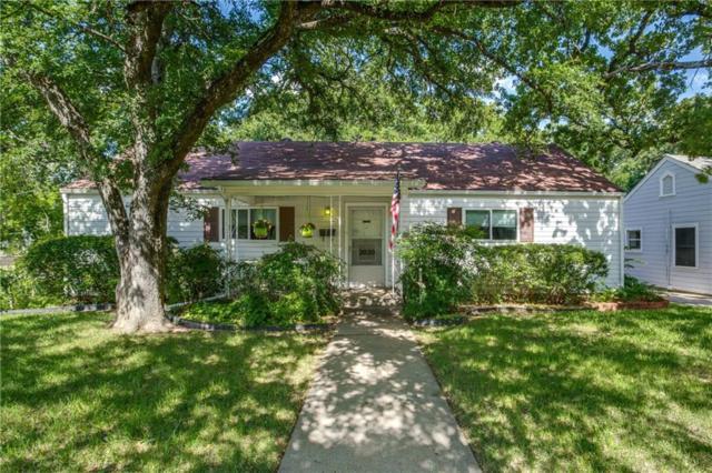 2020 Balsam Street, Fort Worth, TX 76111 (MLS #13847930) :: Team Hodnett