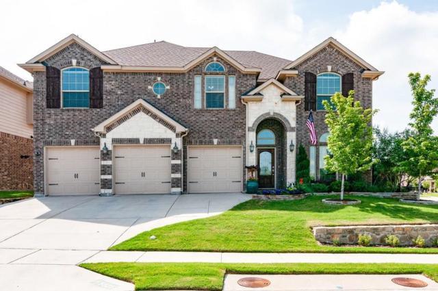 5825 Pine Flat Court, Fort Worth, TX 76179 (MLS #13847933) :: The Rhodes Team