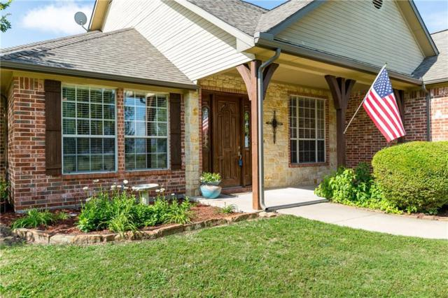 1111 E Ownsby Parkway, Celina, TX 75009 (MLS #13847934) :: RE/MAX Town & Country