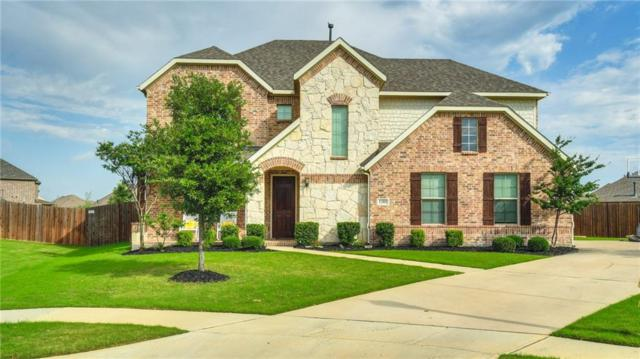 1381 Parisa Court, Prosper, TX 75078 (MLS #13847957) :: RE/MAX Town & Country