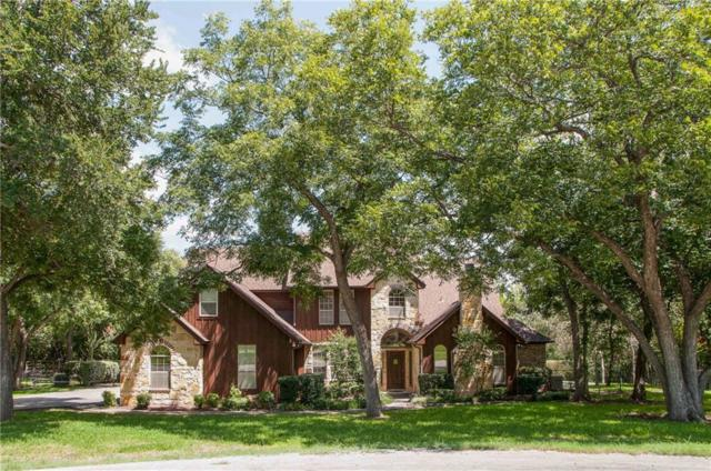 119 Branch Hollow Lane, Aledo, TX 76008 (MLS #13848031) :: RE/MAX Town & Country