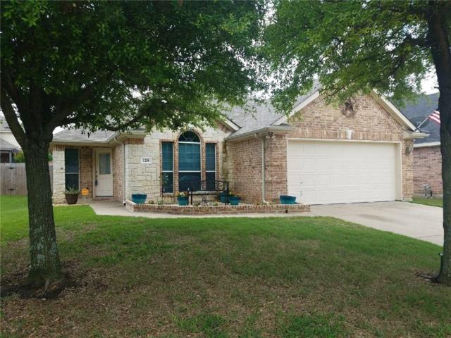 128 Buckskin Drive, Waxahachie, TX 75165 (MLS #13848038) :: Century 21 Judge Fite Company