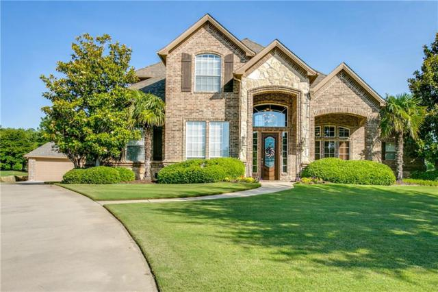 7400 Red Leaf Court, Mansfield, TX 76063 (MLS #13848063) :: Real Estate By Design
