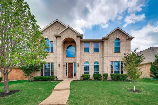 8124 Peacock Lane, Frisco, TX 75035 (MLS #13848068) :: RE/MAX Town & Country