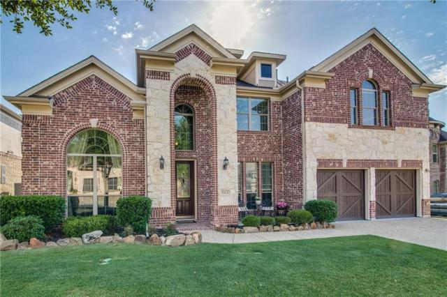 512 Denton Creek Drive, Mckinney, TX 75070 (MLS #13848129) :: RE/MAX Landmark