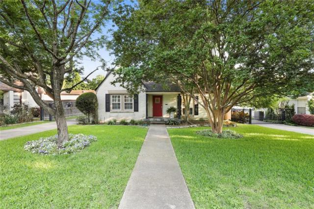 5334 Mccommas Boulevard, Dallas, TX 75206 (MLS #13848246) :: Team Hodnett