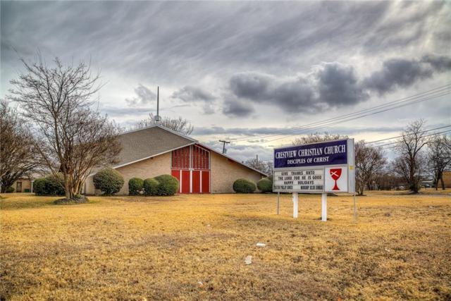 5605 Wesley Street, Greenville, TX 75402 (MLS #13848399) :: The Heyl Group at Keller Williams