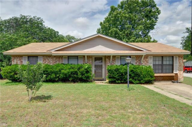 243 Mockingbird Lane, Denton, TX 76209 (MLS #13848425) :: Team Hodnett