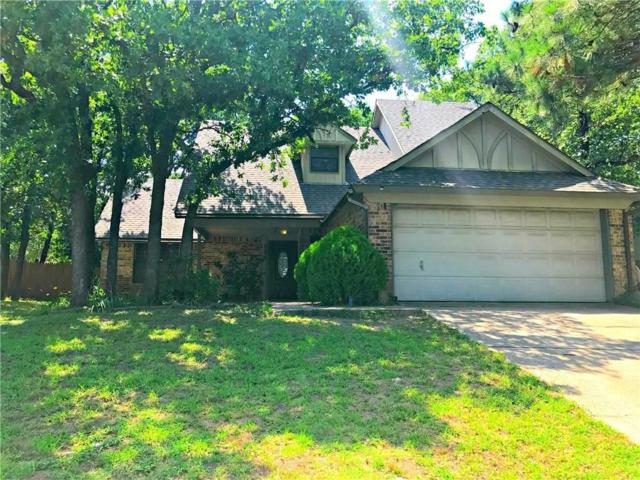 801 Lake Crest Parkway, Azle, TX 76020 (MLS #13848431) :: Fort Worth Property Group