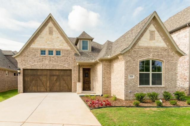 320 Riverdance Way, Keller, TX 76248 (MLS #13848445) :: Fort Worth Property Group