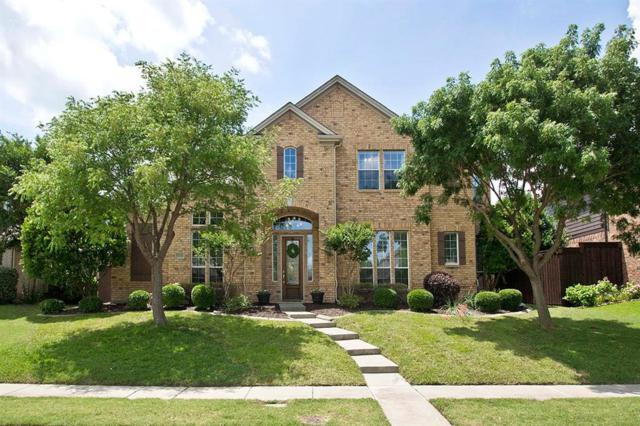 1816 Harvest Glen Drive, Allen, TX 75002 (MLS #13848472) :: The Rhodes Team