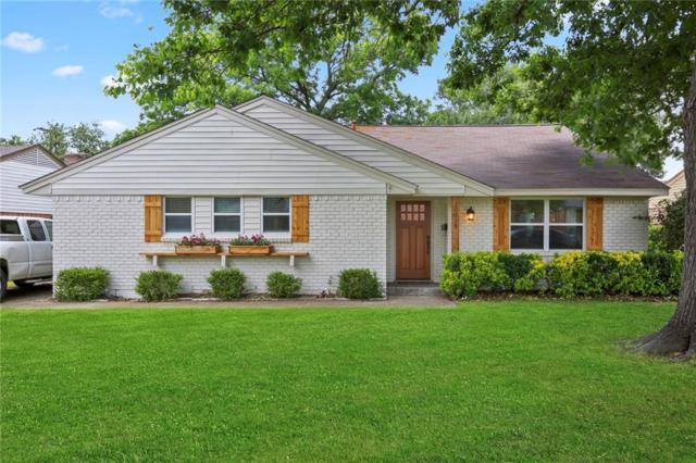 10318 Chesterton Drive, Dallas, TX 75238 (MLS #13848485) :: Frankie Arthur Real Estate
