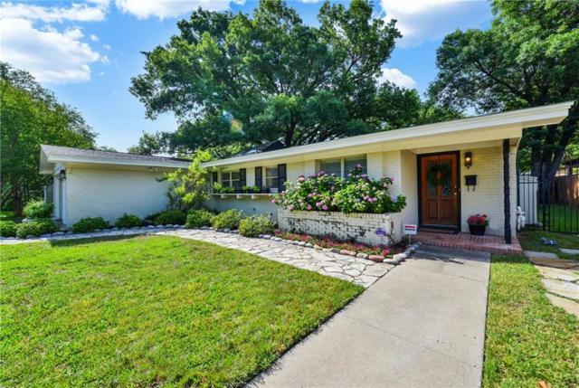 3905 Claridge Court, Fort Worth, TX 76109 (MLS #13848503) :: Fort Worth Property Group