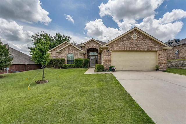 2110 Old Foundry Road, Weatherford, TX 76087 (MLS #13848591) :: Fort Worth Property Group