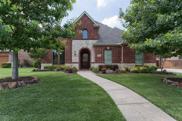 730 Calaveras Court, Prosper, TX 75078 (MLS #13848622) :: Frankie Arthur Real Estate