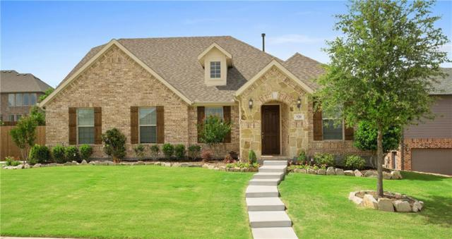 520 Komron Court, Prosper, TX 75078 (MLS #13848657) :: RE/MAX Town & Country