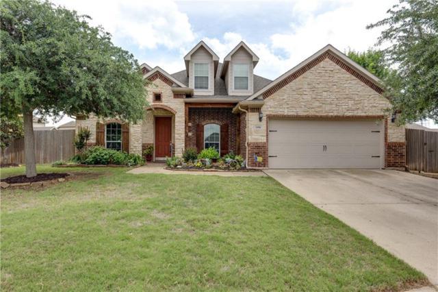 1306 Dondi Court, Mansfield, TX 76063 (MLS #13848716) :: RE/MAX Pinnacle Group REALTORS