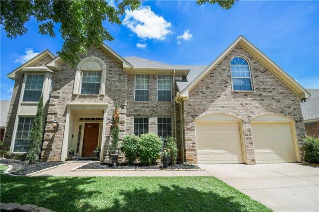 4229 Rustic Drive, Grapevine, TX 76051 (MLS #13848736) :: RE/MAX Pinnacle Group REALTORS