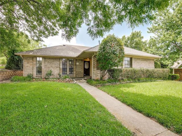803 Village Green Drive, Rockwall, TX 75087 (MLS #13848843) :: RE/MAX Landmark