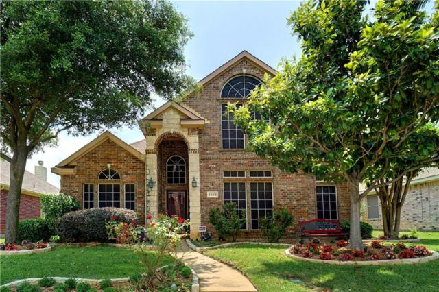 1160 Taylor Lane, Lewisville, TX 75077 (MLS #13848853) :: Real Estate By Design
