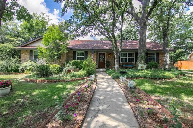 2803 Foxcroft Circle, Denton, TX 76209 (MLS #13848898) :: Real Estate By Design