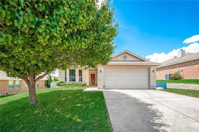 10312 Nelson Drive, Benbrook, TX 76126 (MLS #13849088) :: RE/MAX Landmark