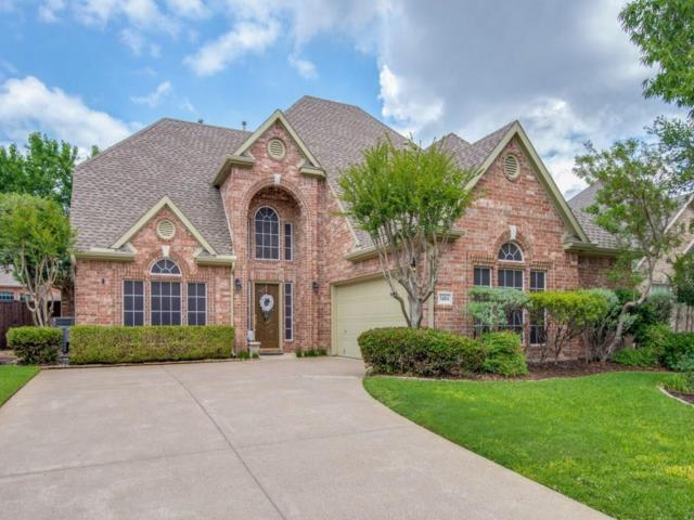 3404 Emerald Cove Drive, Flower Mound, TX 75022 (MLS #13849114) :: The Rhodes Team