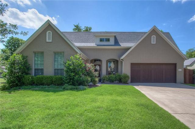 3805 Englewood Lane, Fort Worth, TX 76107 (MLS #13849158) :: The Mitchell Group