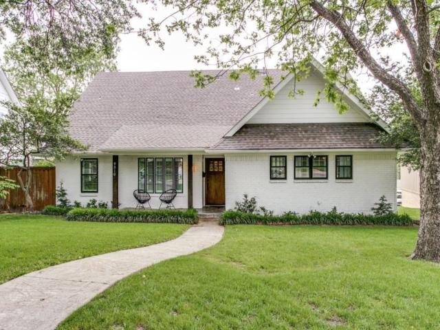 9310 Crestedge Drive, Dallas, TX 75238 (MLS #13849191) :: Robbins Real Estate Group