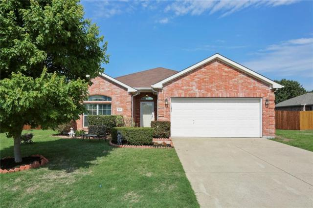 531 Stefhanie Drive, Celina, TX 75009 (MLS #13849234) :: Real Estate By Design
