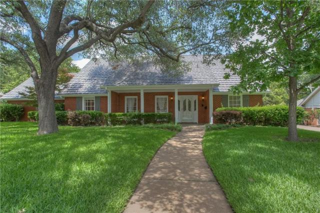 4412 Ranch View Road, Fort Worth, TX 76109 (MLS #13849271) :: The Mitchell Group