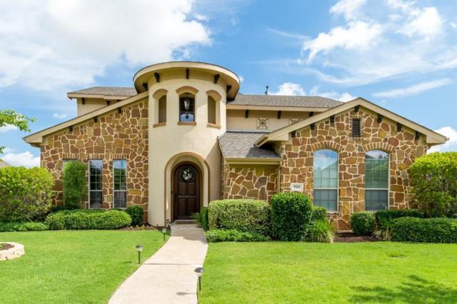 705 Crater Lake Circle, Keller, TX 76248 (MLS #13849285) :: Frankie Arthur Real Estate