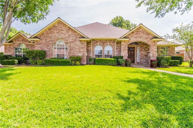 1107 Mockingbird Lane, Keller, TX 76248 (MLS #13849307) :: RE/MAX Landmark