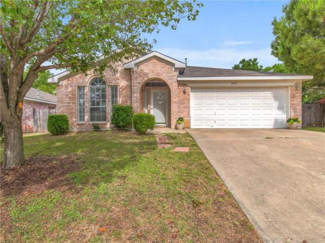 2624 Brea Canyon Road, Fort Worth, TX 76108 (MLS #13849315) :: The Chad Smith Team