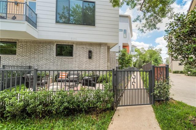 6000 Hudson Street #104, Dallas, TX 75206 (MLS #13849340) :: Baldree Home Team