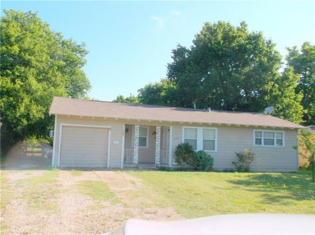 599 W 6th Street, Lancaster, TX 75146 (MLS #13849359) :: RE/MAX Preferred Associates