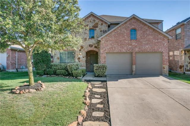 323 Highland Creek Drive, Wylie, TX 75098 (MLS #13849385) :: RE/MAX Town & Country