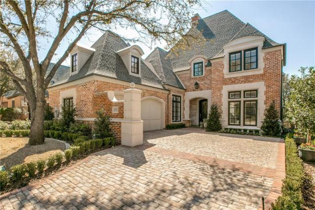 5525 Prestwick Lane, Dallas, TX 75252 (MLS #13849406) :: Hargrove Realty Group