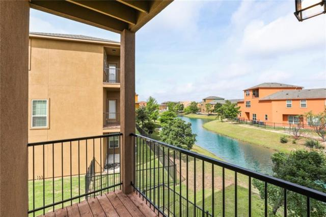 2640 Villa Di Lago #3, Grand Prairie, TX 75054 (MLS #13849683) :: The Rhodes Team