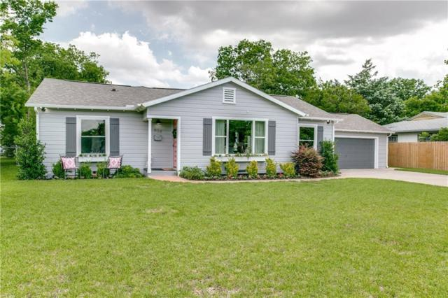 834 E Texas Street, Grapevine, TX 76051 (MLS #13849690) :: Frankie Arthur Real Estate