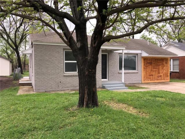 2617 W Bewick Street, Fort Worth, TX 76109 (MLS #13849799) :: Baldree Home Team