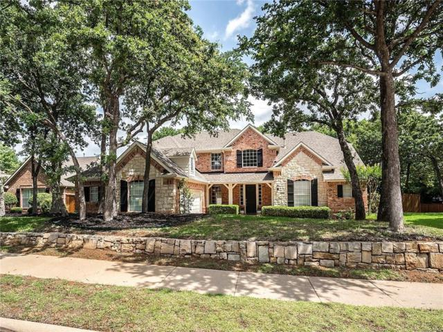 4202 Mustang Trail, Flower Mound, TX 75028 (MLS #13849829) :: The Rhodes Team